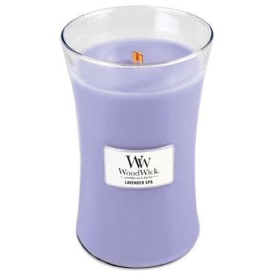 WoodWick® Lavender Spa 22-Ounce Jar Candle