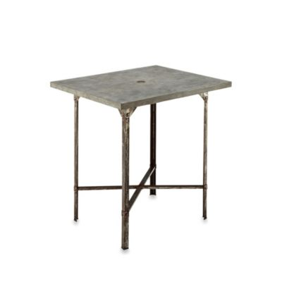 Home Styles Urban Outdoor High Dining Table