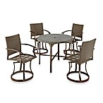 Home Styles Urban 5-Piece Outdoor Dining Set