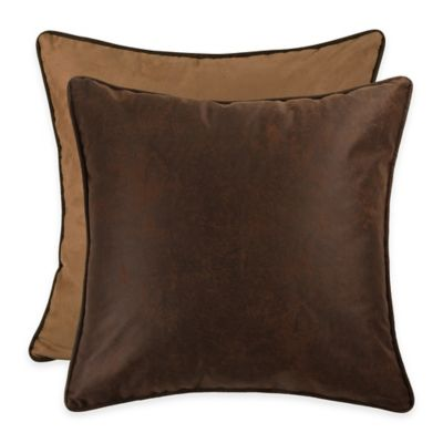 Barbwire Reversible European Pillow Sham