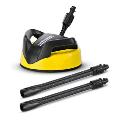 Karcher® T250 Deck and Driveway Surface Cleaner in Yellow/Black