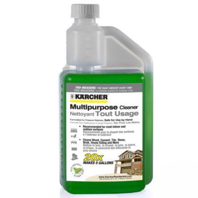 Karcher® 20X 1-Quart High Concentration Multipurpose Cleaner