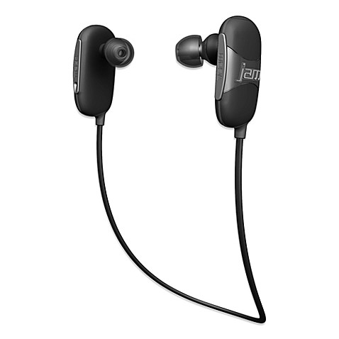buy jam transit bluetooth ear buds in blue from bed bath beyond. Black Bedroom Furniture Sets. Home Design Ideas