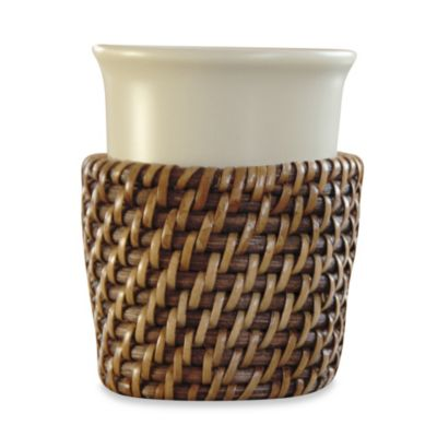 Avalon Wicker Tumbler