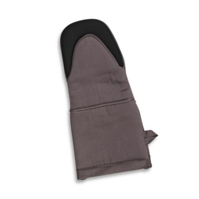 Kitchensmart® Solid Oven Mitt in Grey