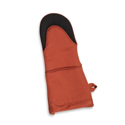 Kitchensmart® Solid Oven Mitt in Kumquat