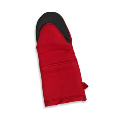 Kitchensmart® Solid Oven Mitt in Paprika