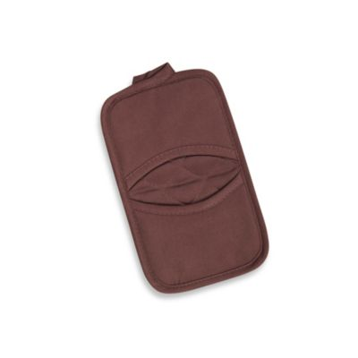 Kitchensmart® Solid Pot Holder in Chocolate