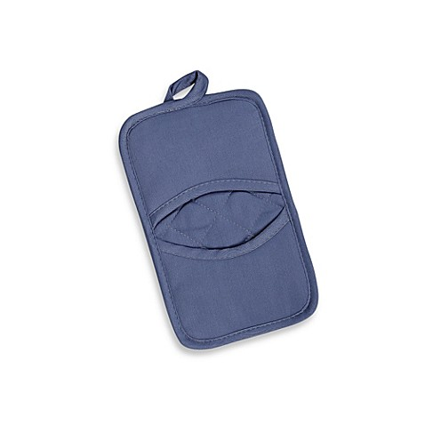 Kitchensmart® Solid Pot Holder in Lake