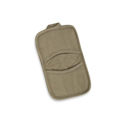 Kitchensmart® Solid Pot Holder in Fern