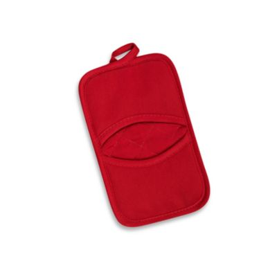 Kitchensmart® Solid Pot Holder in Paprika
