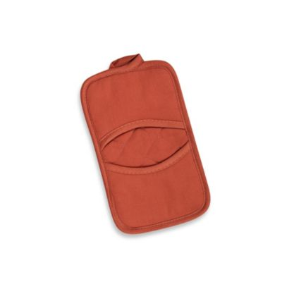 Kitchensmart® Solid Pot Holder in Kumquat
