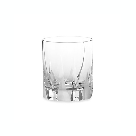 Mikasa® Flame D'Amore 10-Ounce Double Old Fashioned Glass