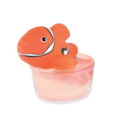 Clearly Fun Clown Fish Soap