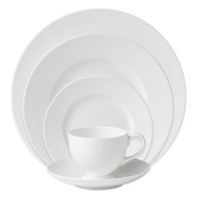 Wedgwood® White 5-Piece Place Setting