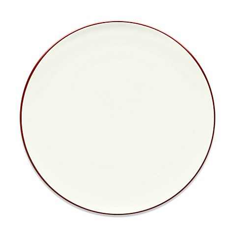 Noritake® Colorwave Coupe Dinnerware Salad Plate in Raspberry