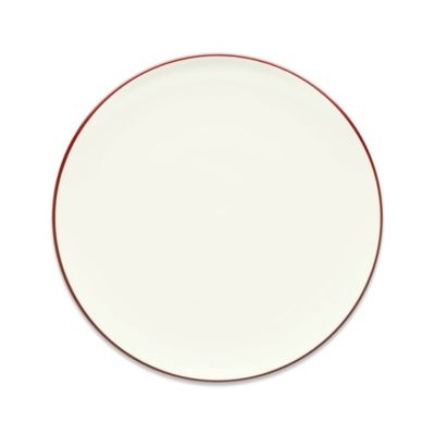Noritake® Colorwave Coupe Dinner Plate in Raspberry