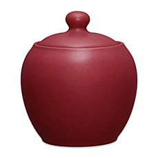 Noritake® Colorwave Covered Sugar Bowl in Raspberry