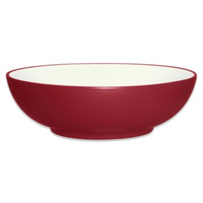 Noritake® Colorwave Vegetable Bowl in Raspberry