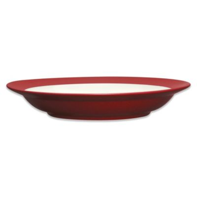 Noritake® Colorwave Pasta Bowl in Raspberry