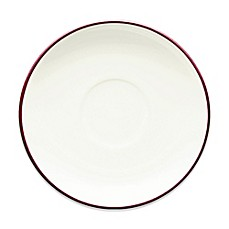 Noritake® Colorwave Rim Saucer in Raspberry
