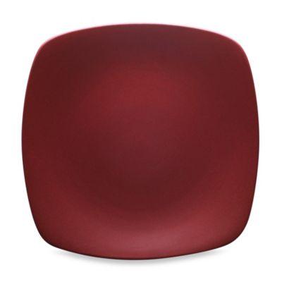 Noritake® Colorwave Quad Dinner Plate in Raspberry