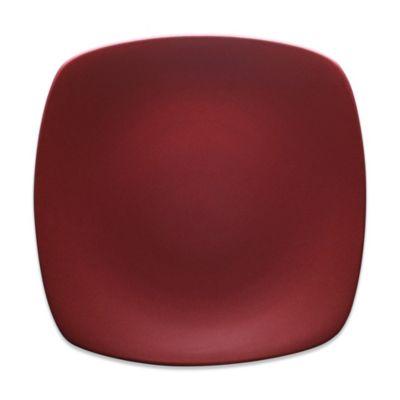 Noritake® Colorwave Mini Quad Plate in Raspberry