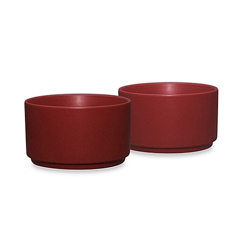 Noritake® Colorwave Ramekins in Raspberry (Set of 2)