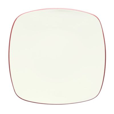Noritake® Colorwave Square Salad Plate in Raspberry
