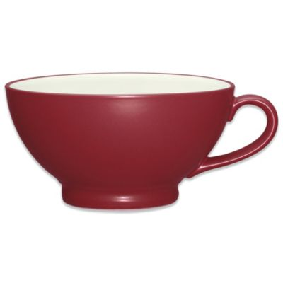 Noritake® Colorwave Handled Bowl in Raspberry