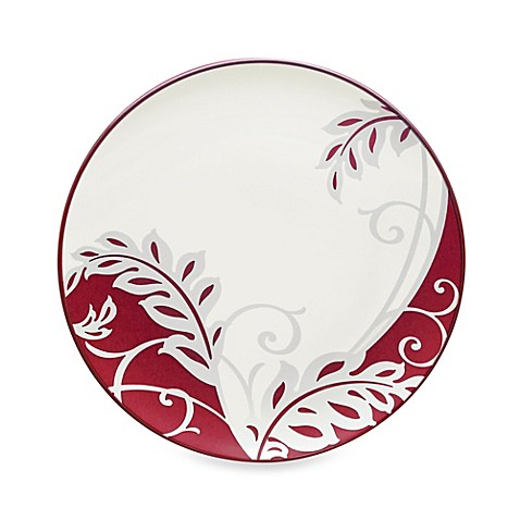 Noritake® Colorwave Plume Accent Plate in Raspberry