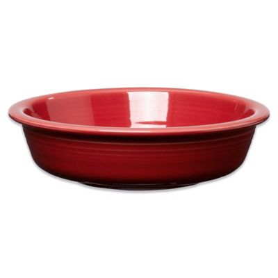 Fiesta® Medium Bowl in Scarlet