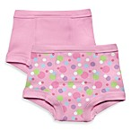 i play.® 2-Pack Training Pants in Pink