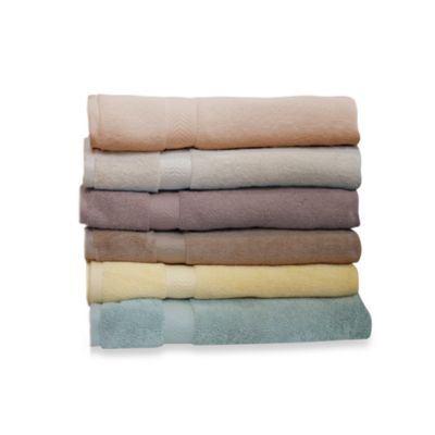 Linen Ivory Bath Towels