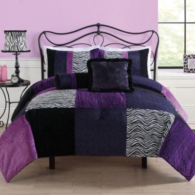 Julia Full Comforter Set
