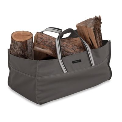 Classic Accessories Ravenna Jumbo Log Carrier