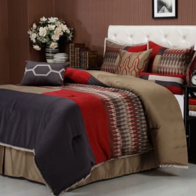 Towers California King Comforter Set
