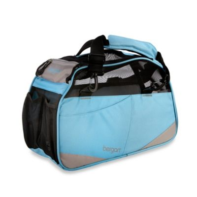 Bergan Voyager Medium/Large Comfort Carrier in Air Blue