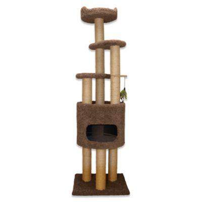 Family Cat Condo Tree
