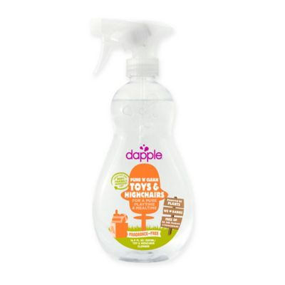 Dapple® 16.9 oz. Fragrance-Free Naturally Clean Toys & Highchair Cleaner