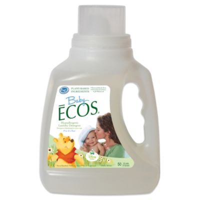 Cleaning > Disney Baby® Baby ECOS® Free & Clear 50-Ounce Laundry Detergent