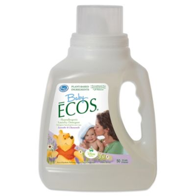 Disney Baby® Baby ECOS® Chamomile & Lavender 50-Ounce Laundry Detergent