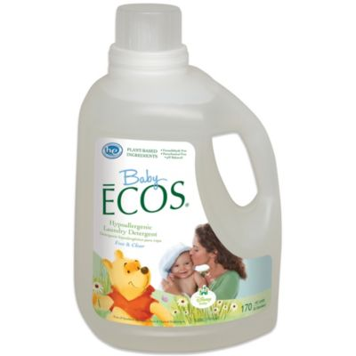 Cleaning > Disney Baby® Baby ECOS® Free & Clear 170-Ounce Laundry Detergent