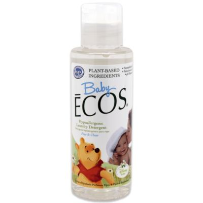 Laundry Detergent > Baby ECOS Disney 4 oz. Laundry Free and Clear