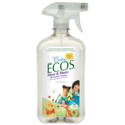 Disney Baby® Baby ECOS® 17-Ounce Free & Clear Here & There All Surface Cleaner