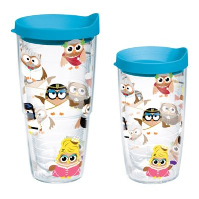 Tervis® Famous Owls 24 oz. Wrap Tumbler with Lid