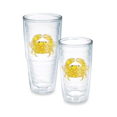 Tervis® Yellow Crab Tumbler