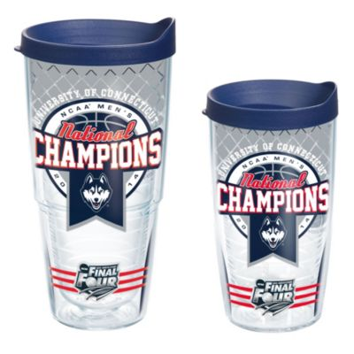 Tervis® University of Connecticut 2014 NCAA Basketball Champions 16–Ounce Wrap Tumbler