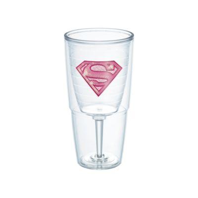 Tervis® Super Girl Pink Sequins 16 oz. Goblet