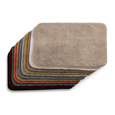 Wamsutta® Perfect Soft 17-Inch x 24-Inch Bath Rug in Apricot